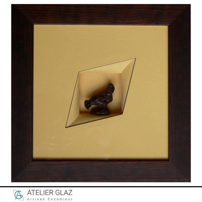 Biseau perroquet | Atelier Glaz