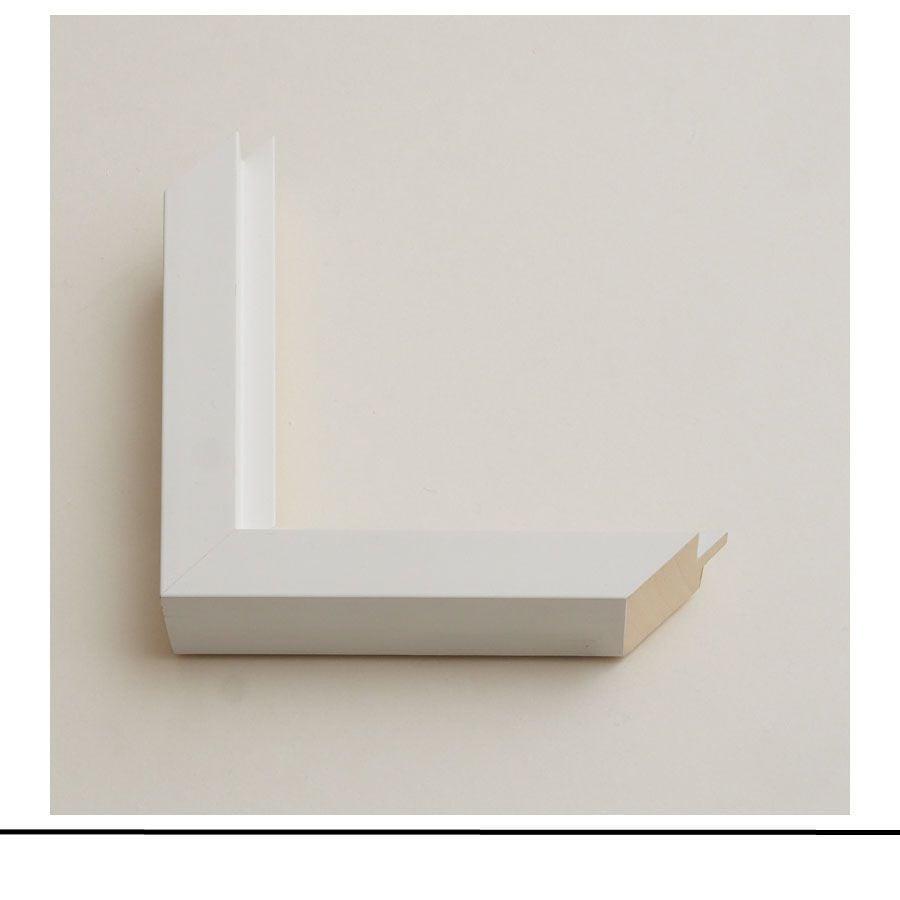Blanc Cube Escalier