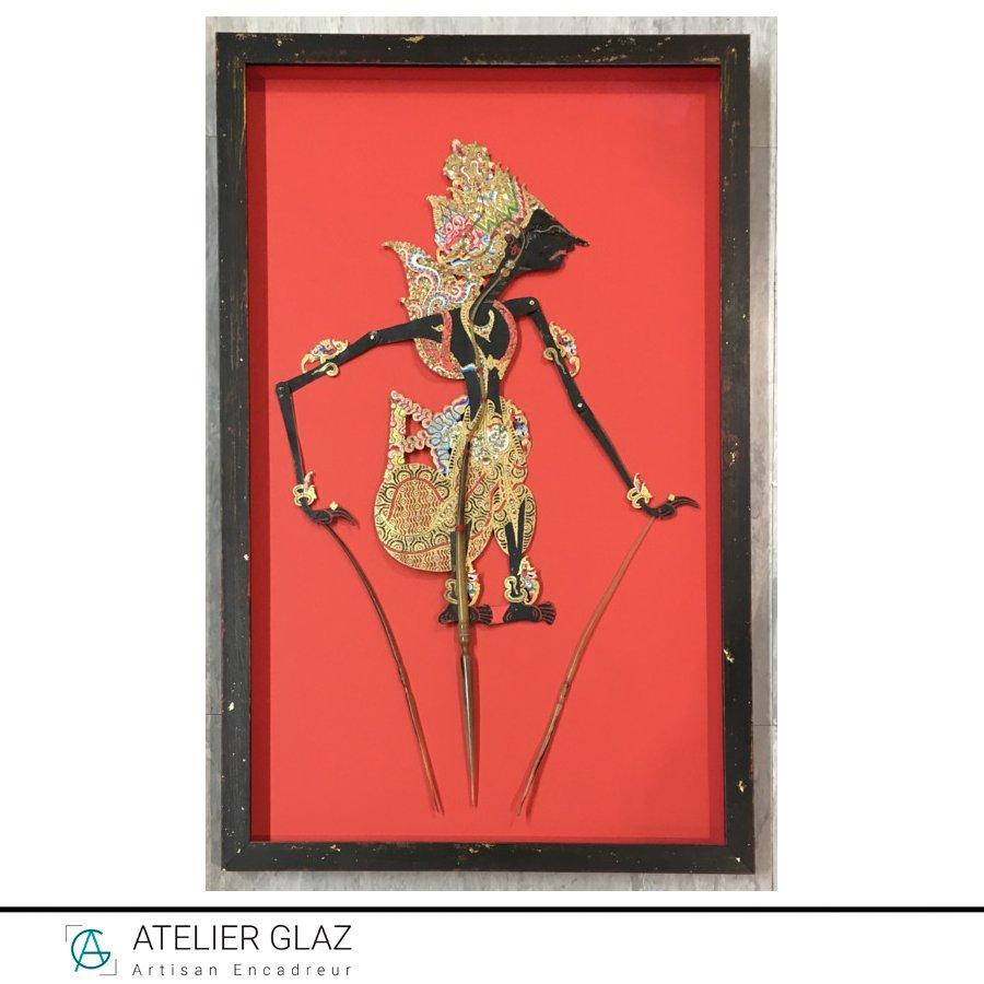 Boitage Marionette Indonesienne