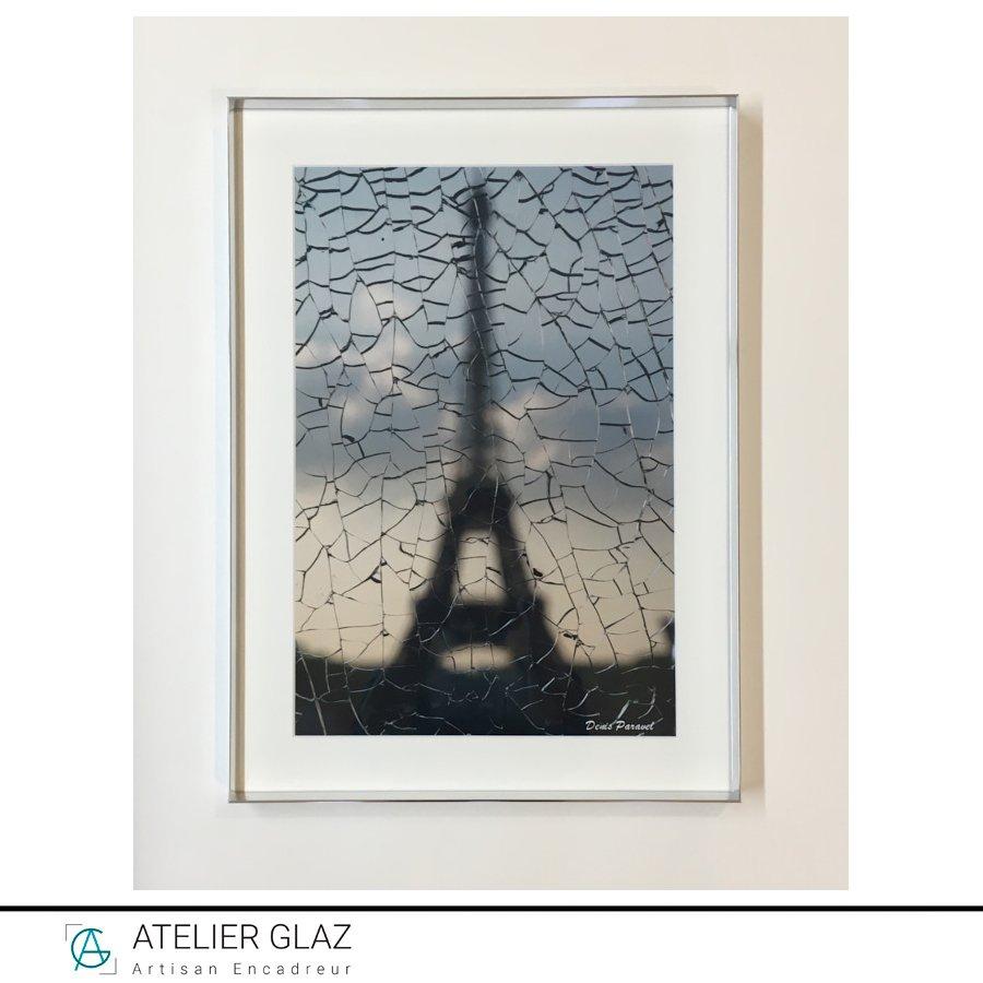 Passe Partout Blanc Tour Eiffel 2018 10