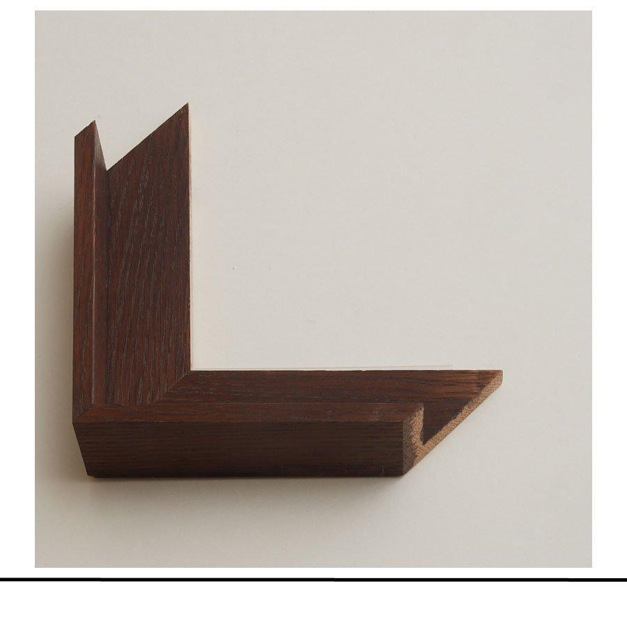 Tray Frame Walnut Brown
